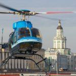 Евгений Ермаков, президент вертолётной компании Gals Aero
